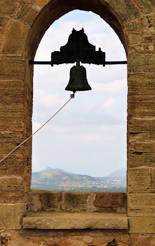 For whom the bell tolls? Thank you Ernest Hemingway