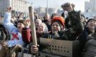 ukraine europe protest