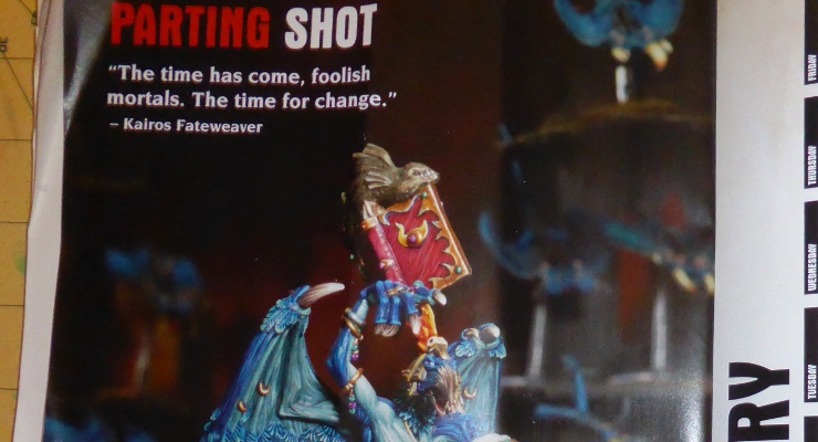 White Dwarf becomes Warhammer Visions