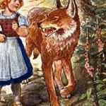 Wolf-Rotkaeppchen