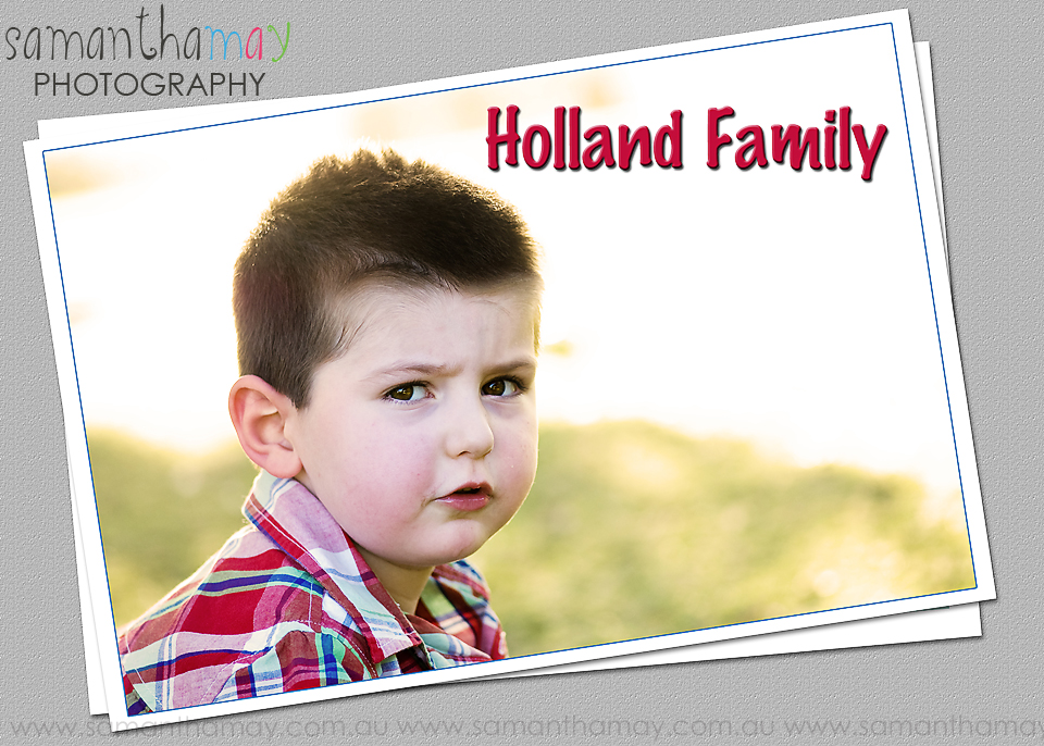 holland family, perth family photographer