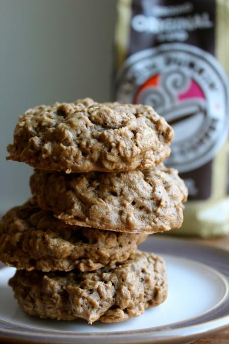 Caffeinated Breakfast Cookies