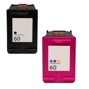 Buy compatible HP 60XL ink cartridges