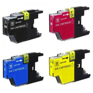 Compatible Brother MFC J435W InkJet Cartridges
