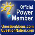 Sign up to participate with QuestionMoms