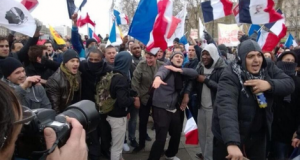 Frances united front of Jew hatred