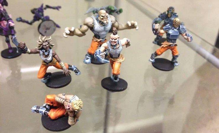 Mantic Games DreadBall Extreme Convicts