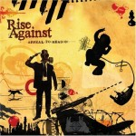 Cover: Rise Against Appeal to Reason