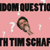 Random Questions With Tim Schafer - What was the first game you ever played?