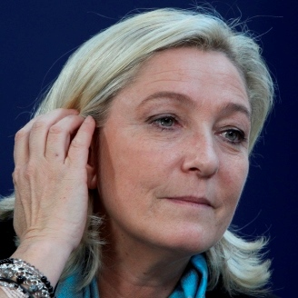 Euranet Plus interview - Guest of the Week with MEP Marine LE PEN
