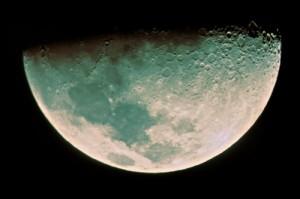 The Moon - Celestron 4SE