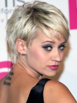 2015 Funky Short Hairstyles