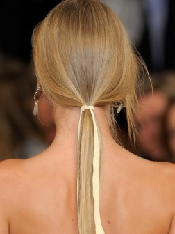 2015 Hottest Ponytail Hairstyles