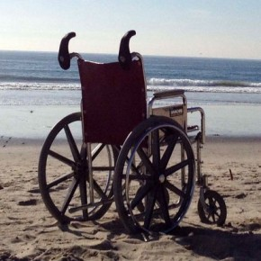 Wheelchairhandles Make Pushing Wheelchairs Easier, More Comfy
