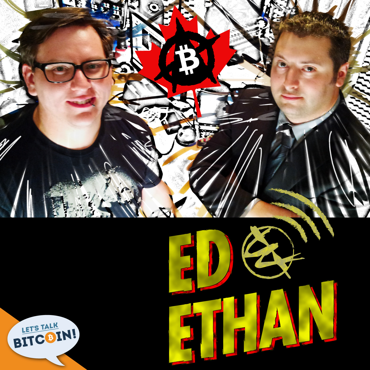 Ed and Ethan's Bitcoin Report