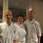 Le Cordon Bleu students