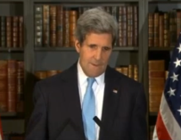 """Kerry Walks Back Monday's Repercussion Threat to Putin; """"Not Meant as a Threat"""""""