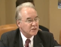 Kathleen Sebelius Grilled by Rep Tom Price – People don't trust you for a reason