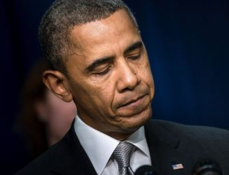 Time to Face Facts: Barack Obama Is Mentally Ill