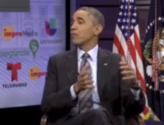 Obama tells man making $36K, drop cell phone and cable to pay for Obamacare