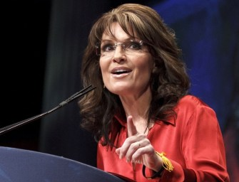 NO ONE CAN ERASE the media attacks on Sarah Palin's family, So is this fair?