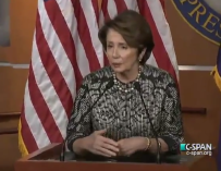 DETACHED! Pelosi to Vulnerable 2014 Democrats; Embrace Obamacare, be Proud of it