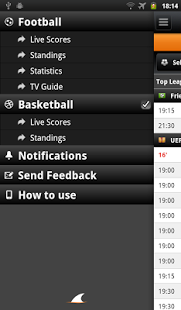SharkScores Live - screenshot thumbnail