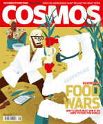 Cosmos Issue 55
