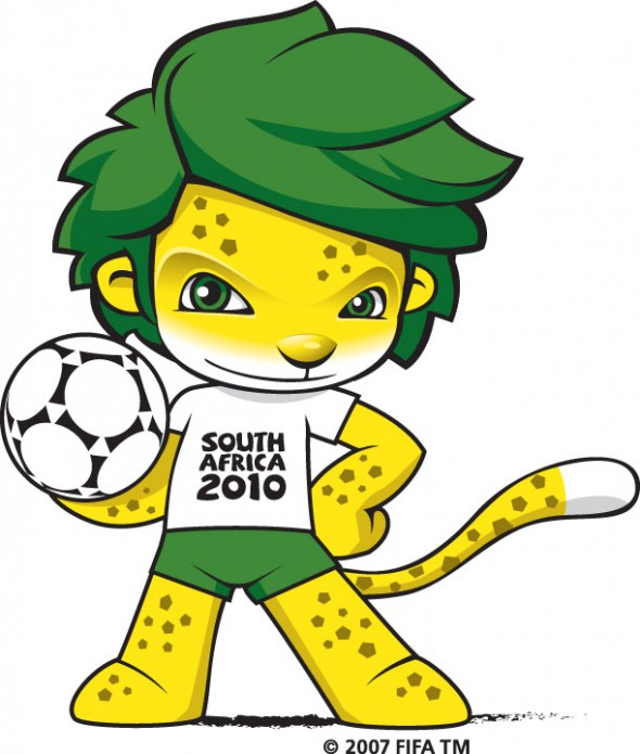 World Cup 2010 mascot, Top 10 dumbest World Cup mascots