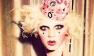Andrej Pejic Youth Issue WILD Fashion