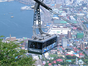Three Minutes to the Top by Ropeway