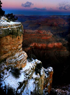 beautiful wonderful landscape grand canyon winter pictures