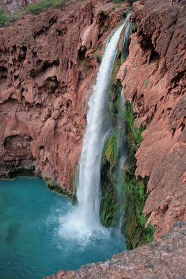 breathtaking mooney falls photo grand canyon arizona