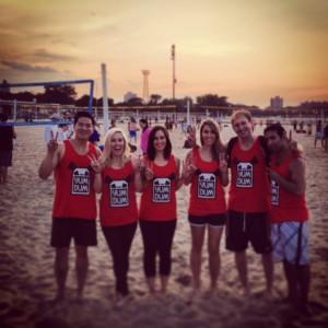 vball team
