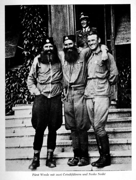 Foto: Wikipedia/Wehrmacht| Nemci, Četnici, Četnik, Drugi svetski rat