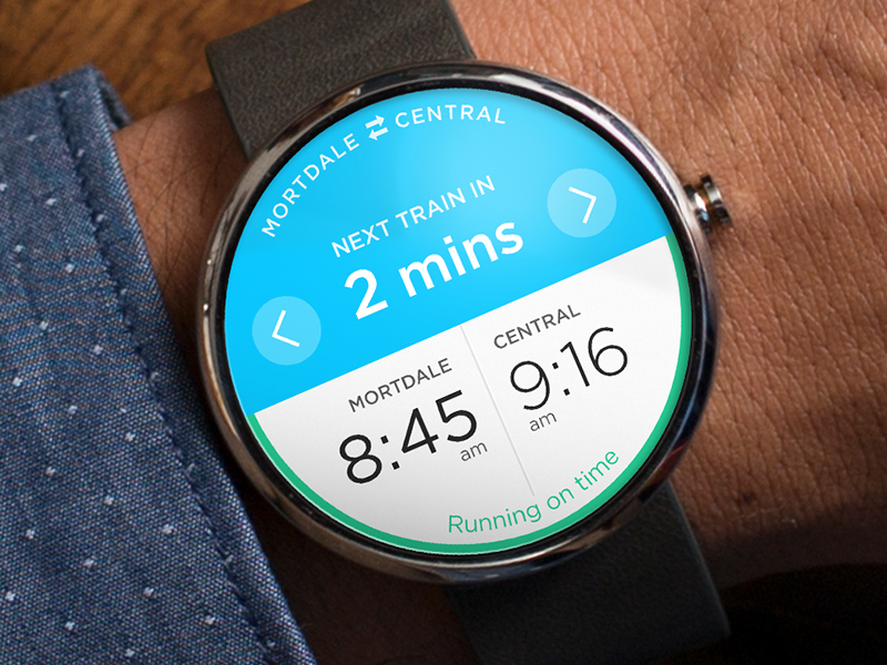 tripview concept 10 beautiful Moto 360 app concepts