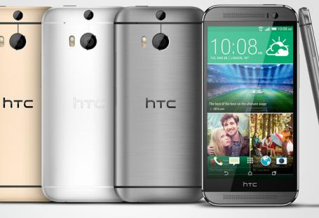 The HTC One (M8) sure would look nice with a Moto 360 on my wrist