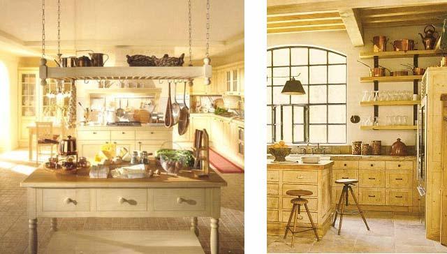 кухня в стиле прованс фото 017