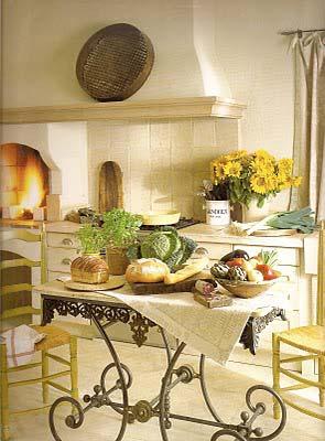 кухня в стиле прованс фото 004