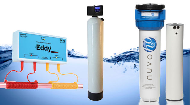 Top 3 water softeners on Amazon