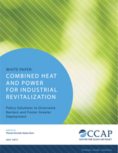 Combined Heat and Power For Industrial Revitalization