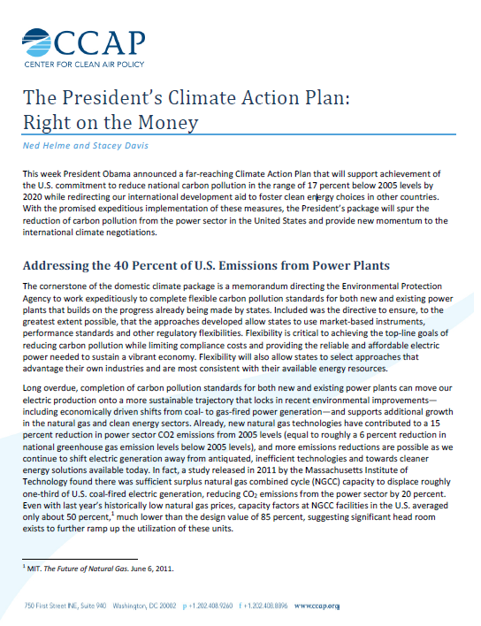 Presidents-Climate-Action-Plan_CCAP-Analysis