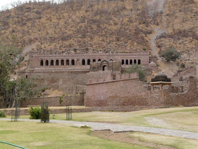 Bhanghar Fort - India