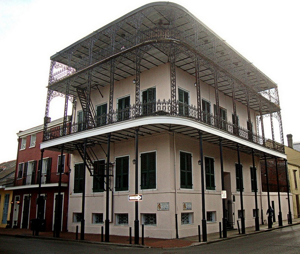 The Sultan's Palace - New Orleans