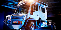 The Most Insane Truck Ever Built and the 4-Year-Old Who Commands It
