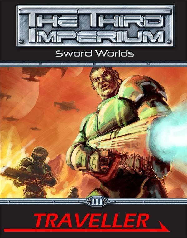 The Third Imperium Sword Worlds