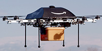 Jeff Bezos Says Amazon Is Seriously Serious About Drone Deliveries