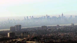 Smoky Odor, Haze From New Jersey Forest Fire Shroud NYC