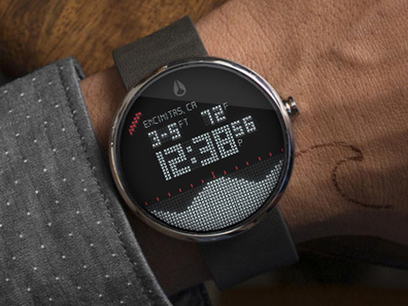 tide shot 10 beautiful Moto 360 app concepts