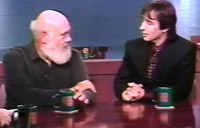 Dr. Steven Knope debates Andrew Weil on integrative medicine theories, techniques, and the use of LSD for medical treatment.